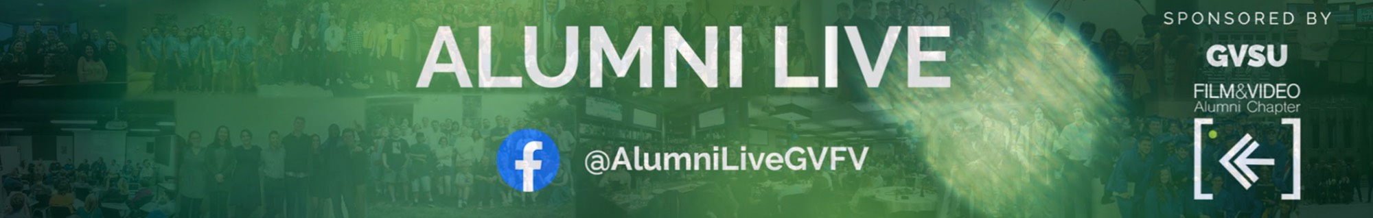 Alumni live Events logo